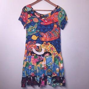 Vintage Jams World XS dress